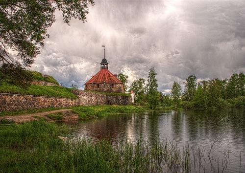 интересные исторические места в ленинградской области